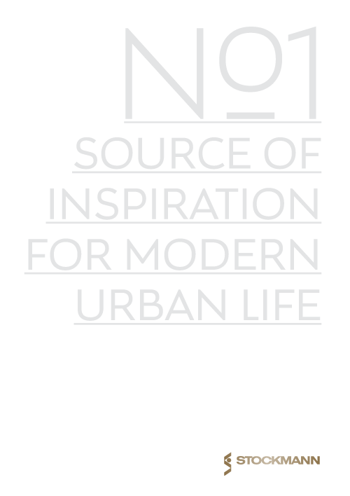 №1 source of inspiration for modern urban life